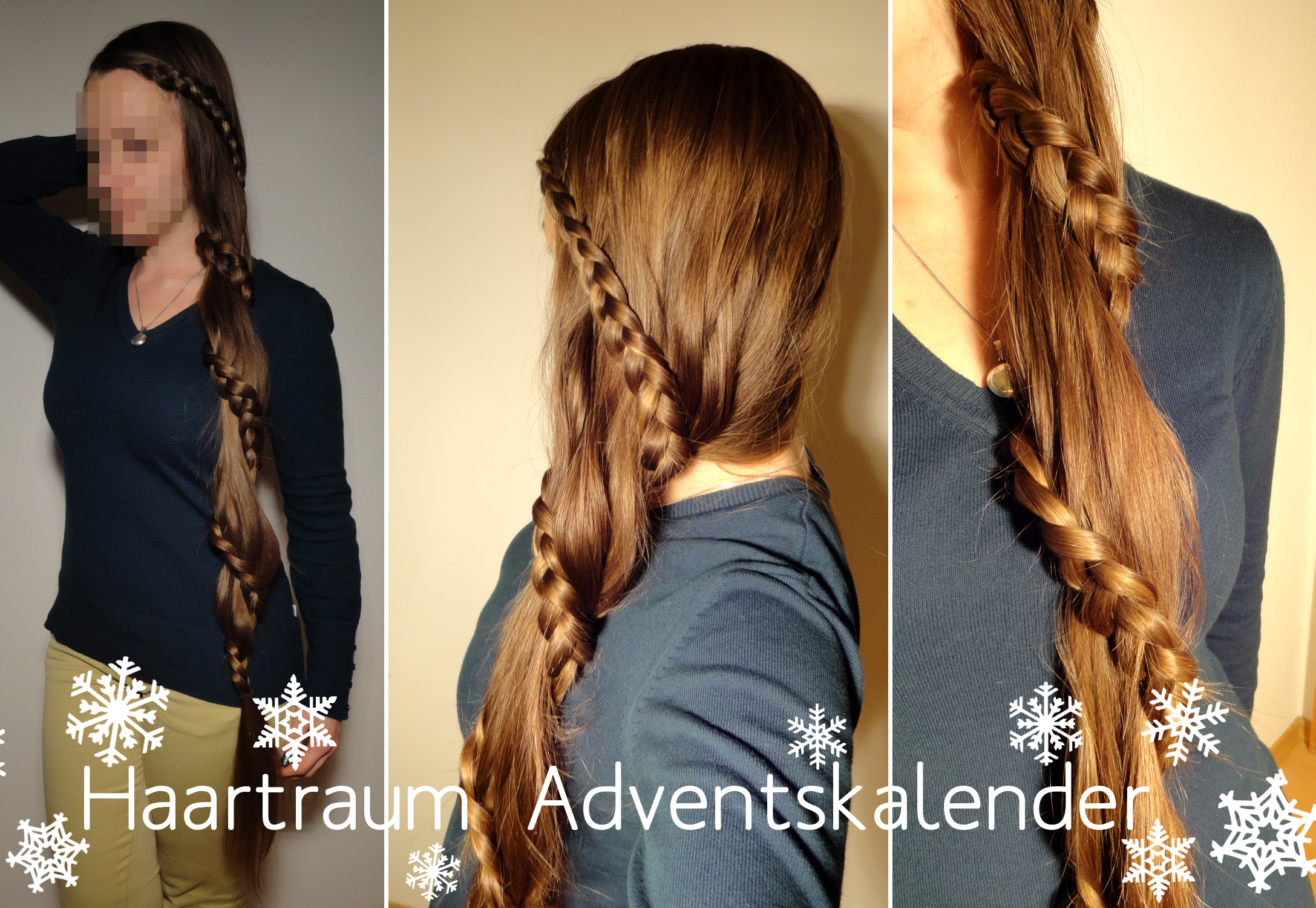 Superb Tuerchen 17 Carousel Braid Haartraumfrisuren Short Hairstyles Gunalazisus