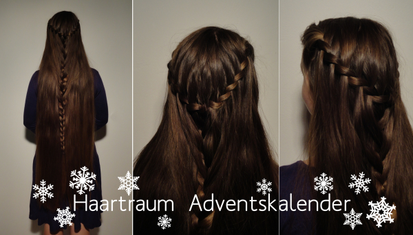 Mermaid Waterfall Braid