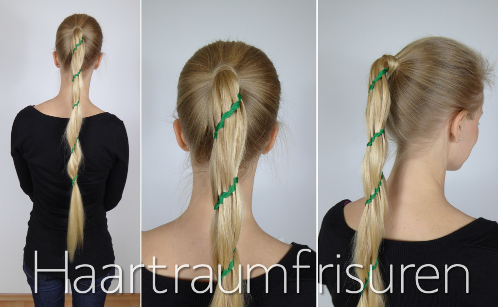Carousel Braid mit Band