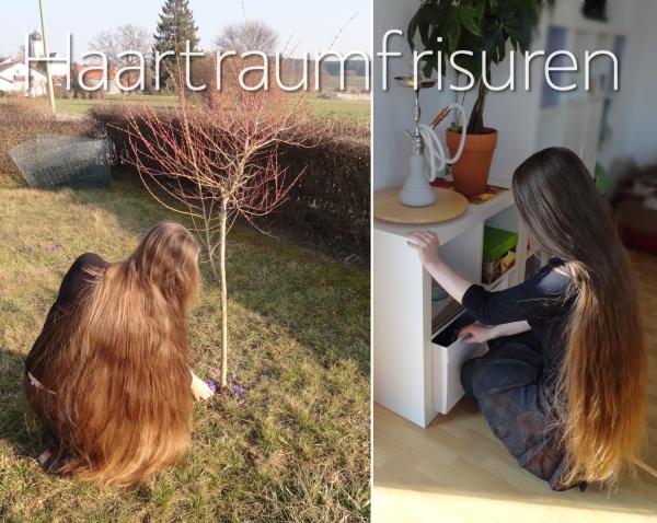 Haare im Alltag